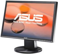 "Монитор TFT19"" Asus VW195U Wide, 2ms"