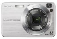 Цифровая камера Sony Photo DSC-W130 8,1MP Silver NEW