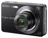 Цифровая камера Sony Photo DSC-W120 7.2MP Black NEW
