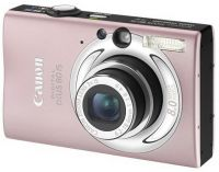 Цифровая камера CANON Digital IXUS 80 IS 8MP Pink