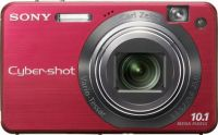 Цифровая камера Sony Photo DSC-W170 10.1MP Red NEW