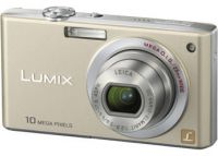 Цифровая камера Panasonic DMC-FX35EE-N 10MP Gold NEW