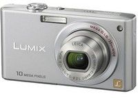 Цифровая камера Panasonic DMC-FX35EE-S 10MP Silver NEW