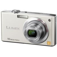 Цифровая камера Panasonic DMC-FX35EE-W 10MP White NEW