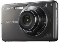 Цифровая камера Sony Photo DSC-W300 Titanium 13,6MP NEW