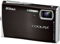 Цифровая камера NIKON- Coolpix S52 9MP Purplish Black