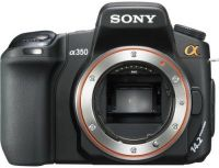 Цифровая камера Sony Photo Alpha DSLR A350 14MP Black