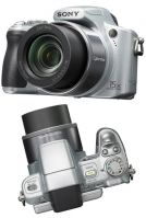 Цифровая камера Sony Photo DSC-H50 9,1MP Silver NEW