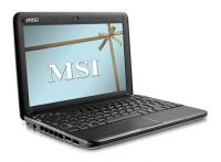 "MSI MegaBook U100 (U100-058UA) 10"" Wind black"