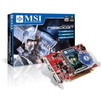 512MB PCI-E GeForce 9500GT MSI N9500GT-MD512/D2
