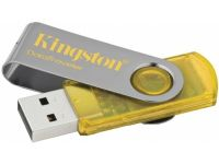 USB Flash 4096MB Kingston Data Traveler 101  USB2.0 Yellow