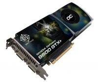 512MB PCI-E GeForce 9800GTX+ BFG OC