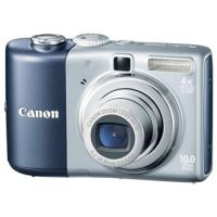 Цифровая камера CANON PowerShot A1000 IS 10MP Blue NEW