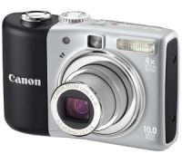 Цифровая камера CANON PowerShot A1000 IS 10MP Grey NEW