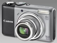 Цифровая камера CANON PowerShot A2000 IS 10MP NEW