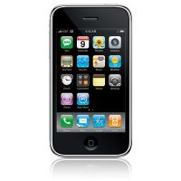 IPhone (3G) 8 GB black+Revolution 3G sim