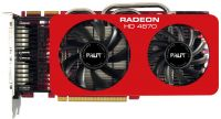 512MB PCI-E RadeOn HD4870 Palit