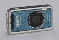 Цифровая камера Pentax Optio W60 10.3MP Ocean Blue NEW