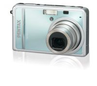 Цифровая камера Pentax Optio S12 12,4MP Light Blue NEW