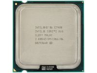 Core 2 Duo E7400 2.80 Ghz/3MB/1066MHz S775 BOX