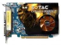 512MB PCI-E GeForce 9500GT ZOTAC
