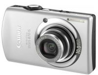 Цифровая камера CANON Digital IXUS 870 IS 10MP Silver NEW