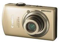 Цифровая камера CANON Digital IXUS 870 IS 10MP GLD NEW