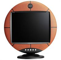 "Монитор TFT19"" Hanns.G Basketball Red 5ms"