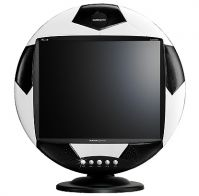 "Монитор TFT19"" Hanns.G Soccer White/Black 5ms"