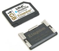 RS-Multi Media Card 1024 MB Kingston dual voltage