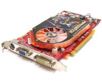 128 MB PCI-E GeForce 6800XT