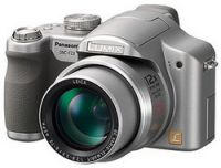 Цифровая камера Panasonic DMC-FZ8EE-S 7.2MP Silver